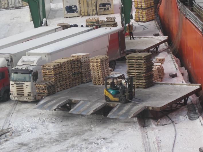 Изготовление грузовых столов