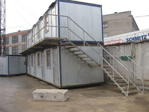 Изготовление лестниц и ограждений