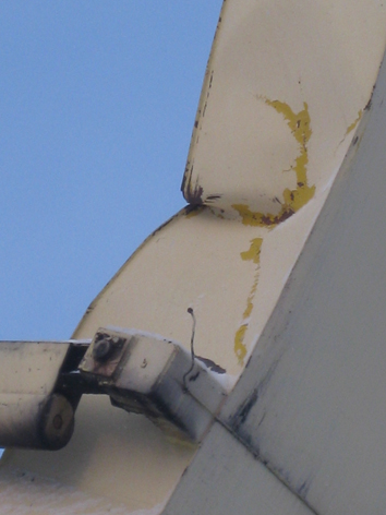 Восстановление геометрии грузоподъемной стрелы крана KONE (5т)